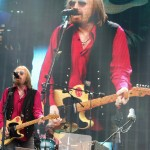 Tom Petty & The Heartbreakers, Giants vs. Patriots, 2008. (Photo: WENN)