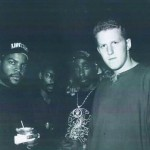 Tupac, Ice Cube, John Singleton, and Michael Rapaport (Photo: Instagram)