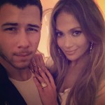 He took a selfie with JLo! I mean, that alone makes his year a GREAT year. (Photo: Instagram)