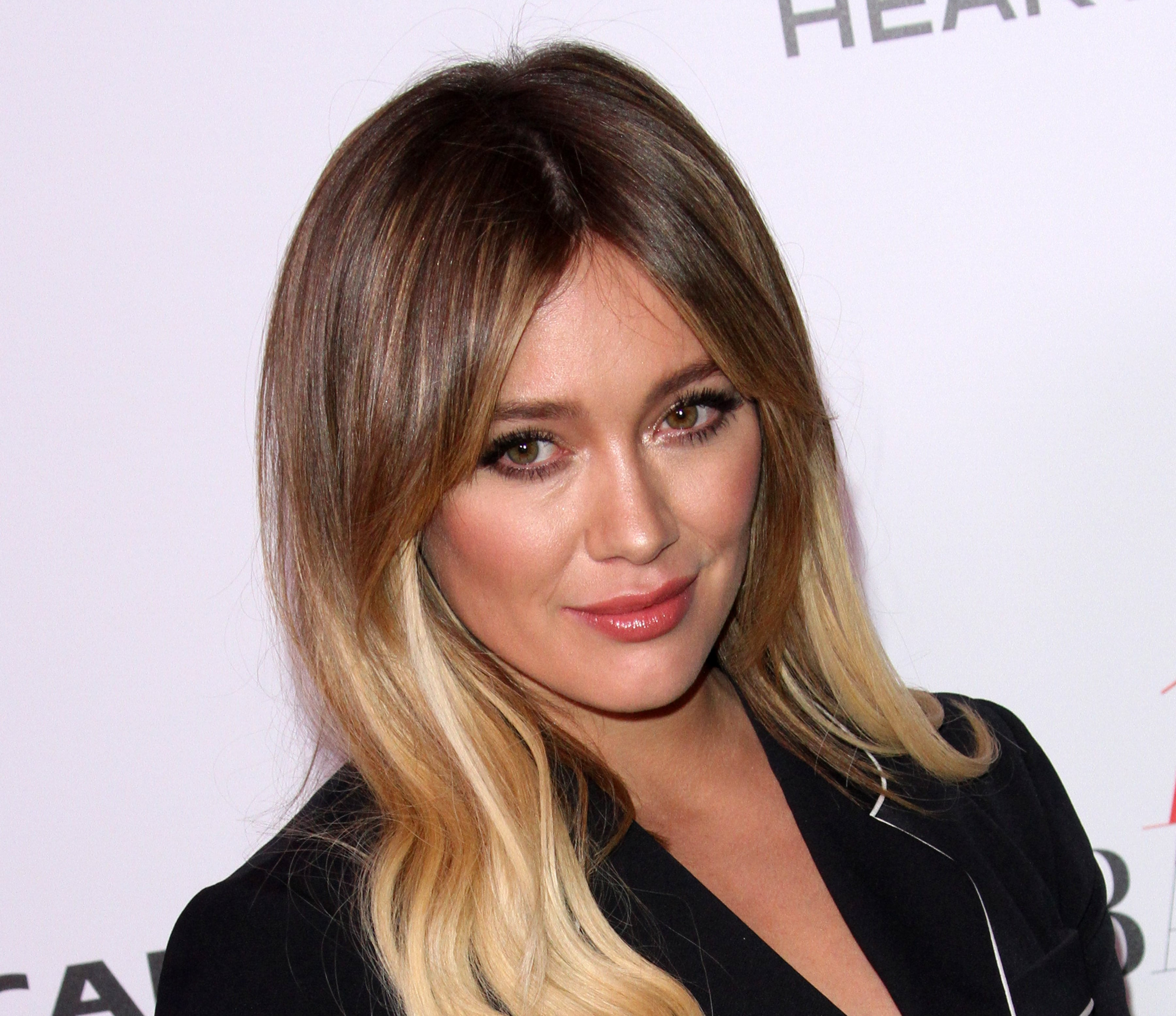 The Basics. Her full name is Hilary Erhard Duff and she was born in Houston, Texas. (Photo: WENN)