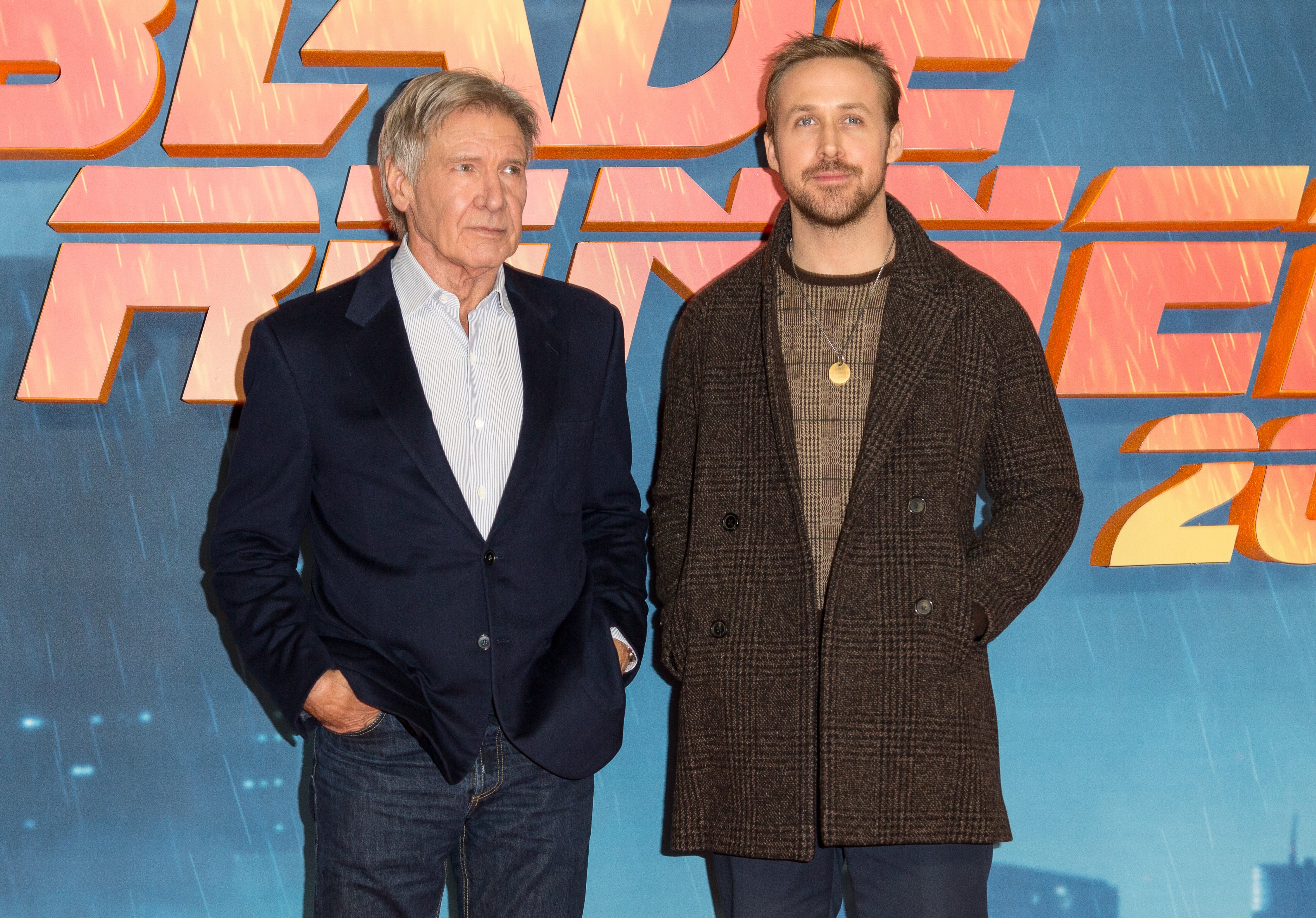 Harrison Ford forgot Ryan Gosling's name in an interview at The Graham Norton Show on Friday night. (Photo: WENN)