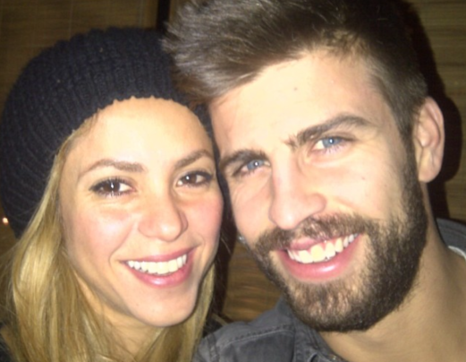 It seems like Gerard and Shakira not on the verge of splitting after all. (Photo: Instagram)