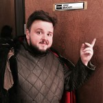 John Bradley (Photo: Instagram)