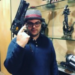 Josh Gad, born in Hollywood, FL. (Photo: Instagram)