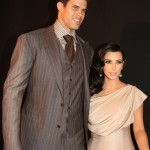 Kim's marriage to Kris Humphries was a hoax. (Photo: WENN)