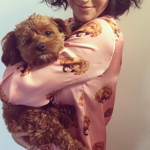 Katy Perry and Butter (Photo: Instagram)