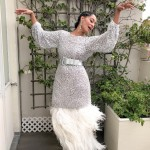 Tracee Ellis Ross was practicing her red-carpet poses. (Photo: Instagram)