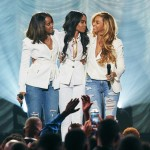When she freaking reunited with Destiny's Child! (Photo: Instagram)