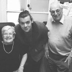 """He always has a smile on his face and is very loving and caring. We're all luck to have him. To me he's just loveable Harry. I don't think of him as this well-known pop star like everyone else"" said proud grandpa Brian Selley of Harry Styles. (Photo: Instagram)"