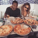 Chrissy Teigen and John Legend's ideal date! (Photo: Instagram)