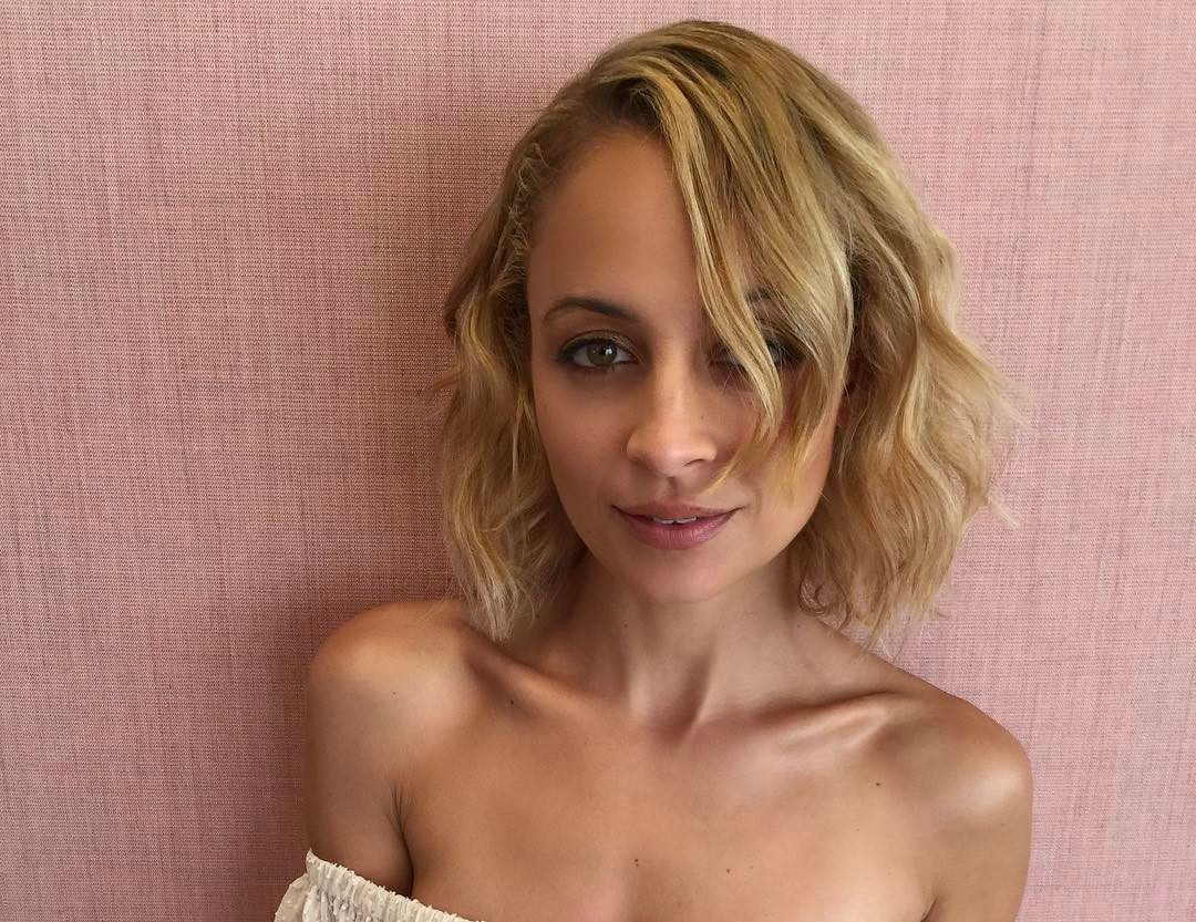 When Nicole Richie was 3, her parents found it difficult to provide for her, so they agreed to have her move in with Lionel and his wife, Brenda. She was legally adopted by the Richies when she was 9. (Photo: Instagram)