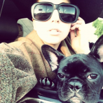 Lady Gaga and Asia (Photo: Instagram)