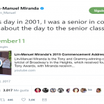 Lin-Manuel Miranda (Photo: Twitter)