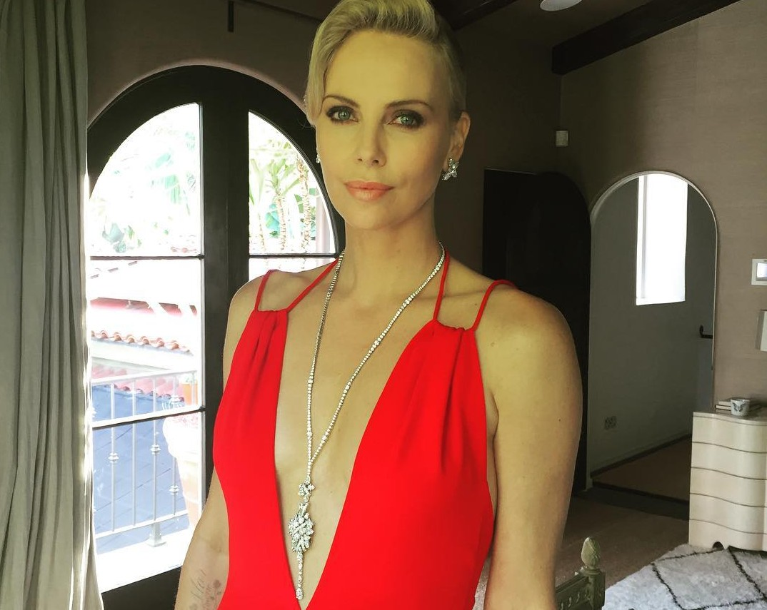 South African-born Charlize Theron obtained her citizenship in 2007. (Photo: Instagram)