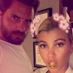 An anonymous source told US Weekly Scott Disick, 34, and Sofia Richie, 19, are officially hooking up. (Photo: Snapchat)