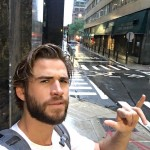 Liam Hemsworth, Capricorn. (Photo: Instagram)
