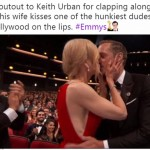 Big Little Lies' Nicole Kidman, Alexander Skarsgard Kissed at Emmys and Everyone Freaked Out (Photo: Instagram)