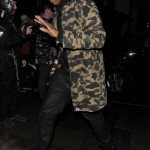Jay Z after having a nice dinner date with wife Beyoncé at Harry's Bar in Mayfair. (Photo: WENN)
