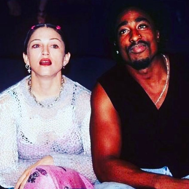 22 Years After Tupac: 10 Pictures Of The Rapper's Famous Friends - Jetss