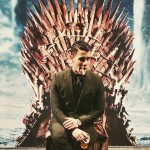 He won the Iron Throne. Long live Nick Jonas, King of the Seven Kingdoms. (Photo: Instagram)
