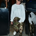 Sofia Richie out and about in Hollywood, California, wearing Adidas after signing with the brand. (Photo: WENN)