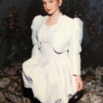 """#PuberMe loved a tight double side tendril. Current me loves what @nickkroll @StephenAtHome are doing to raise money for #PuertoRicoRelief"" Melissa Rauch (Photo: Twitter)"