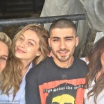 The former One Direction singer had been rocking a buzz cut before clean-shaving his head. (Photo: Instagram)