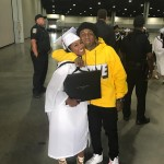 Rapper Lil Wayne welcomed his first child, daughter Reginae Wright Carter, when he was only 16 years old. (Photo: Instagram)