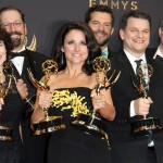 Earlier this month, Louis-Dreyfus broke the record of the most Emmys won by a performer for a single role. She won her sixth consecutive award. (Phot: WENN)
