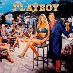 At the beginning, he planned on calling the magazine Stag Party. But there was already one called Stag, so he was force to come up with a new name. He landed on Playboy, and the rest is history. (Photo: WENN)