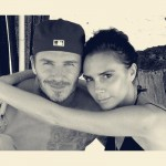 """I was lucky to meet someone who has the same drive and wanted the same things in life… We have created 4 beautiful children and I couldn't wish for a more loving and caring mummy for them… Happy anniversary, I love you."" David Beckham talking about Victoria Beckham. (Photo: Instagram)"