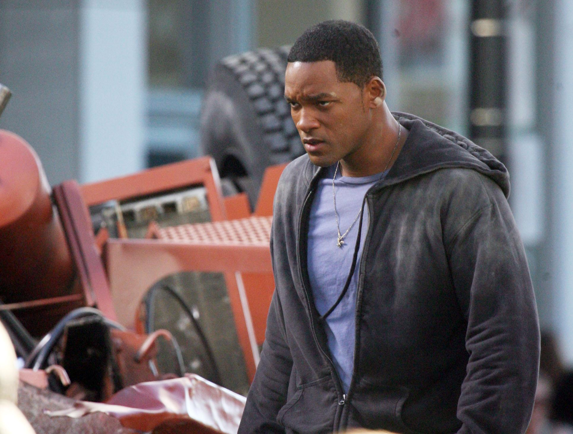Antihero Hancock was played by Will Smith in the 2008 movie. (Photo: WENN)