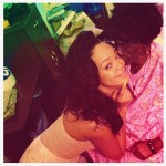 Rihanna used to be very close to her grandma Clara Braithwaite, known as Dolly, before she lost a long battle with cancer. (Photo: Instagram)
