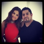 Selena Gome'z father, Ricardo Joel Gomez, is of Mexican decent. (Photo: Instagram)