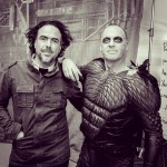 Alejandro Gonzalez Iñarritu (left)—Directed the Oscar winning movies The Revenant, with Leonardo DiCaprio, and Birdman with Michael Keaton. He also directed the 2010 movie Biutiful starring Javier Bardem, and the 2007 film Babel starring Brad Pitt. (Photo: Twitter)