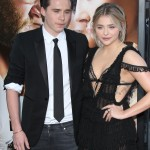 After almost two years, Chloë confirmed his relationship with Brooklyn in May 2016. But the couple only lasted for a couple more months before breaking up in September. (Photo: WENN)