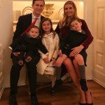 Ivanka Trump and Jared Kushner are parents to two boys and a girl. (Photo: Instagram)