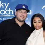 Rob and Blac Chyna's fights are just for ratings. (Photo: WENN)
