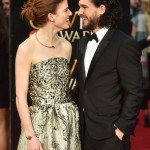 Neither Harington nor Leslie have commented on the news of their engagement. (Photo: WENN)