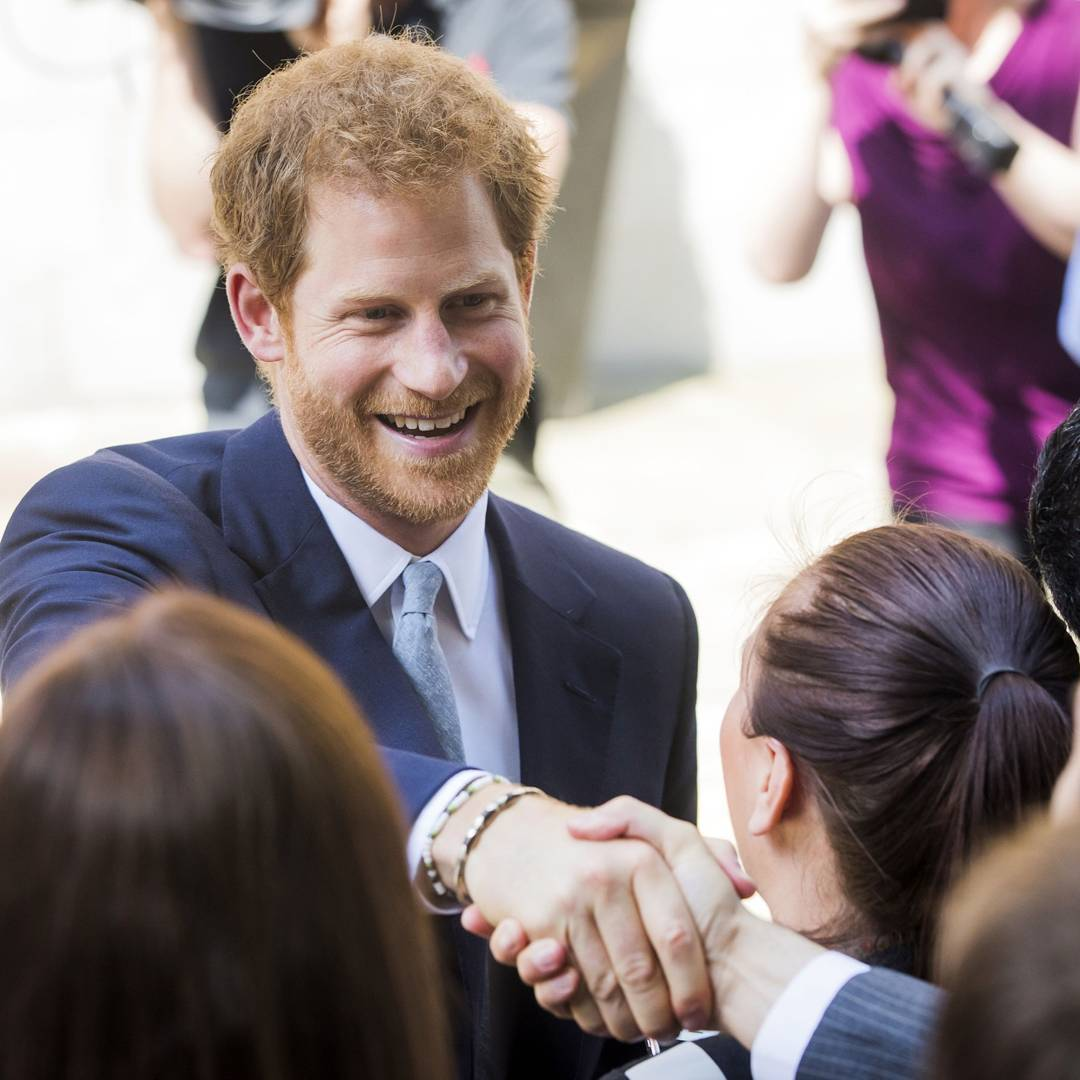 """When women are empowered, they immeasurably improve the lives of everyone around them—their families, their communities, and their countries. This is not just about women; we men need to recognize the part we play too. Real men treat women with dignity and give them the respect they deserve.""—Prince Harry. (Photo: Instagram)"