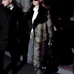 Gigi Hadid looking super chic, arriving to the Grand Hotel Gallia in Milan. (Photo: WENN)