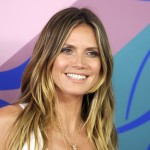 Heidi Klum is the absolute German personality in Hollywood. She became the first German model to become a Victoria's Secret Angel. Heidi was born in Bergisch Gladbach, in West Germany. (Photo: WENN)