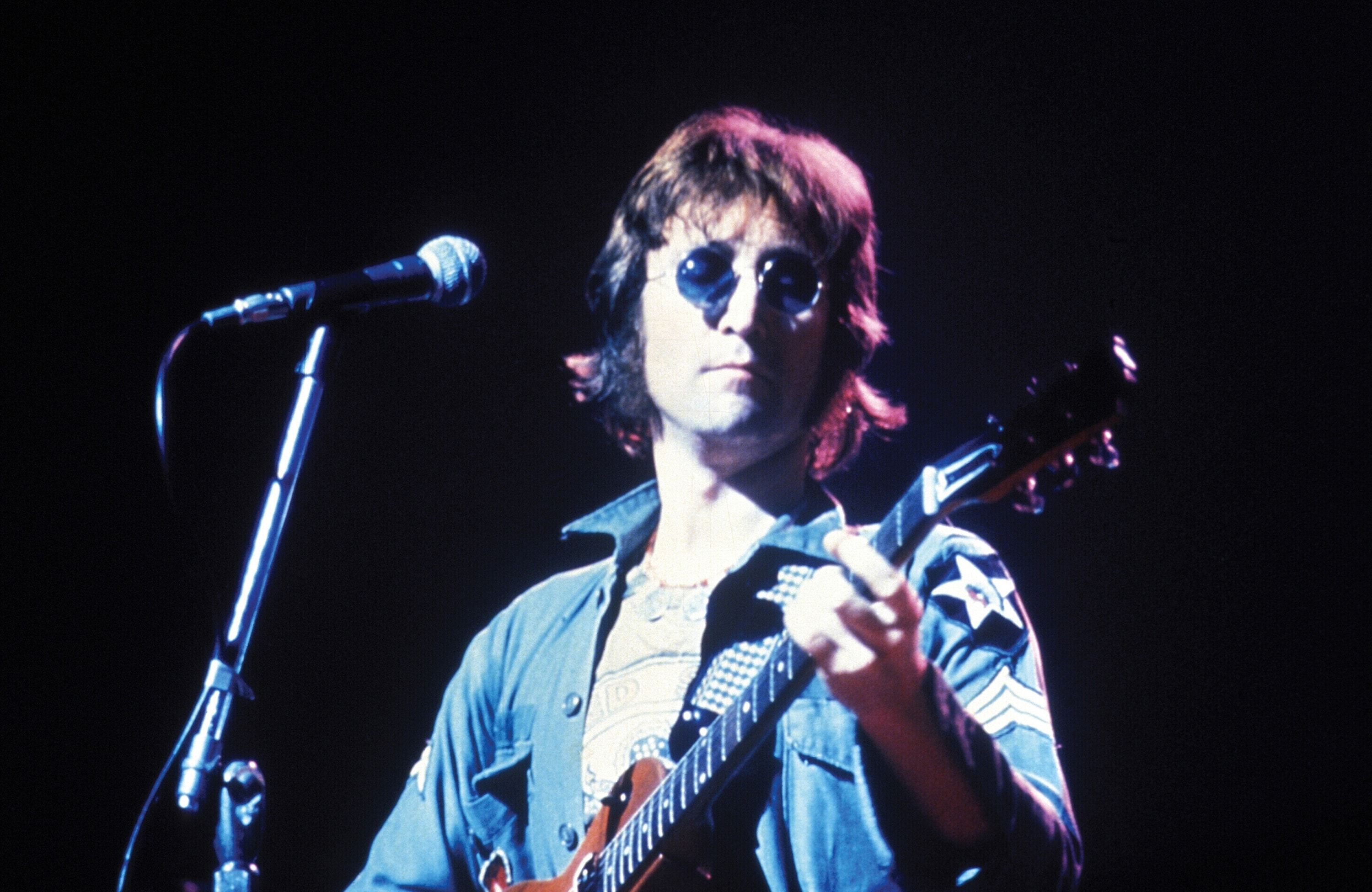 Celebrating John Lennon's birthday, these are his 10 best songs with The Beatles. (Photo: WENN)
