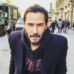 Keanu Reeves is 53, and looks only a little different than he did when he was in his 20's because he is immortal. (Photo: Twitter)