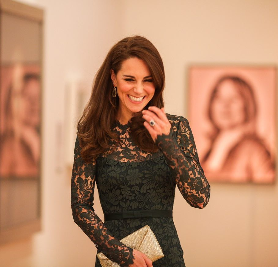 Kate Middleton (Photo: Instagram)