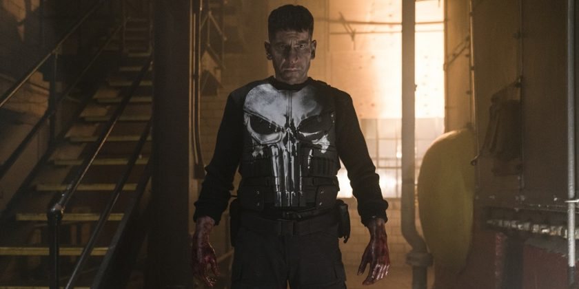 Marvel's The Punisher, November 17. (Photo: Netflix)