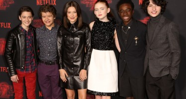 20 Snaps Of The Stranger Things 2 Premiere In L.A.