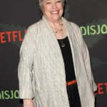 Kathy Bates was diagnosed with breast cancer in 2012 and underwent a double mastectomy. (Photo: WENN)