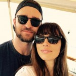 Because they are freaking Justin Timberlake and Jessica Biel! Happy anniversary! (Photo: Instagram)