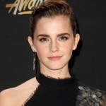 Emma Watson's brows have always been thick and sleek. (Photo: WENN)
